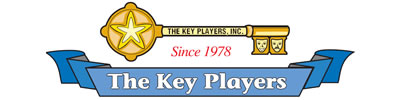 The Key Players Logo